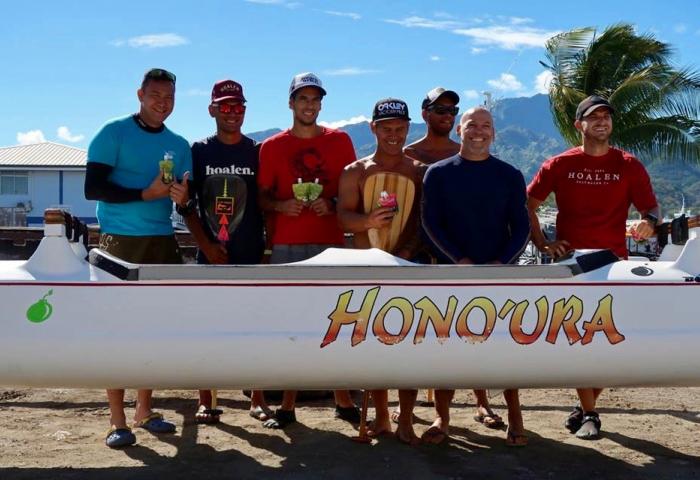 Les coulisses de l'Hawaiki Nui Va'a 2017 racontées par Thomas Buton du club Toulon Va'a