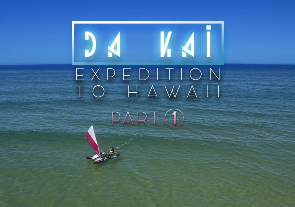 Da Kaï, une expédition d'une semaine à bord d'une pirogue OC4