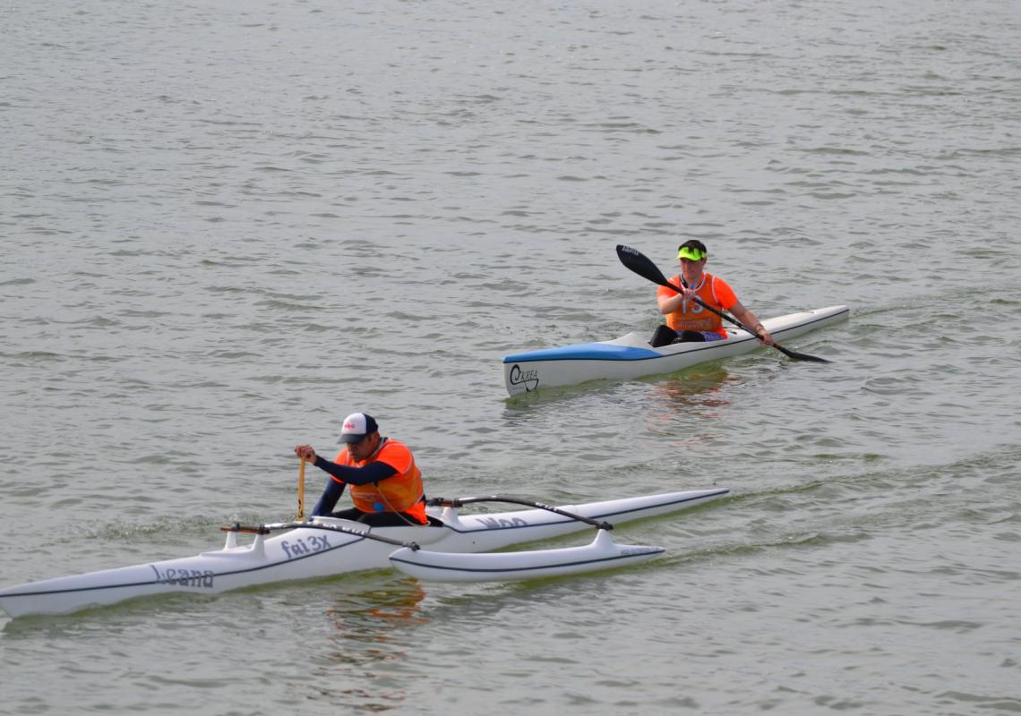 OC1 Outrigger Canoe
