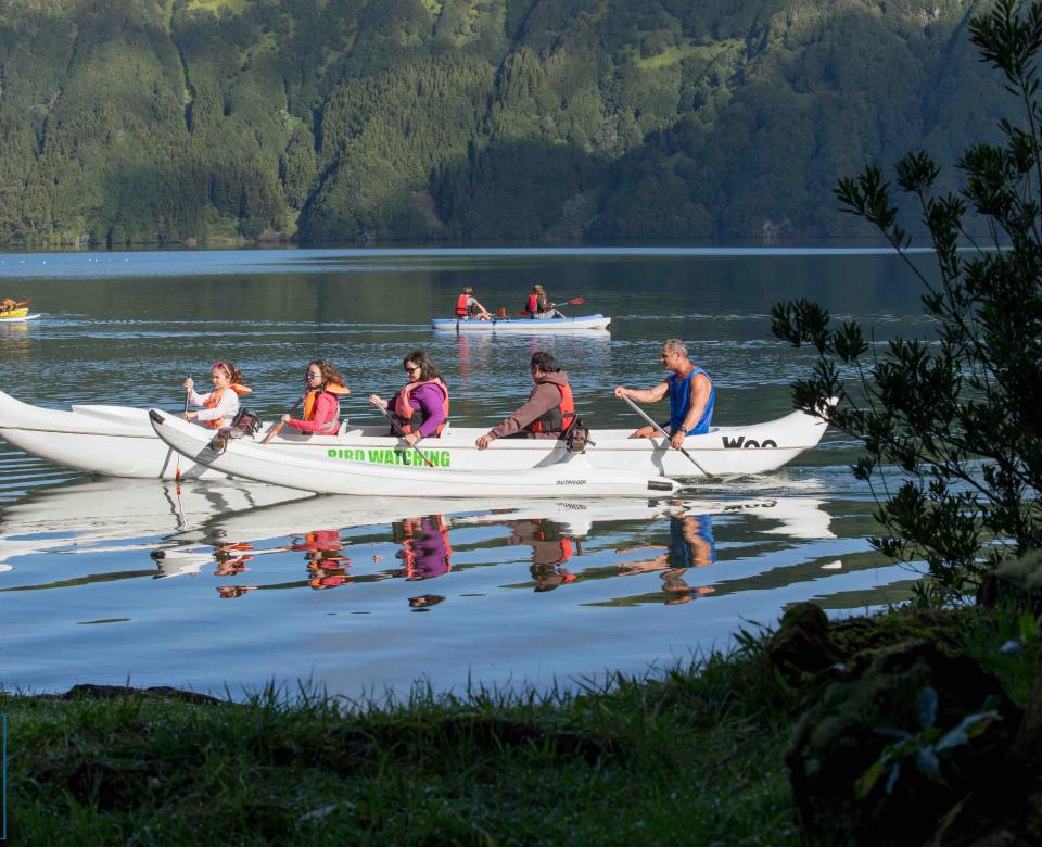 Nature Center Canoe Rental